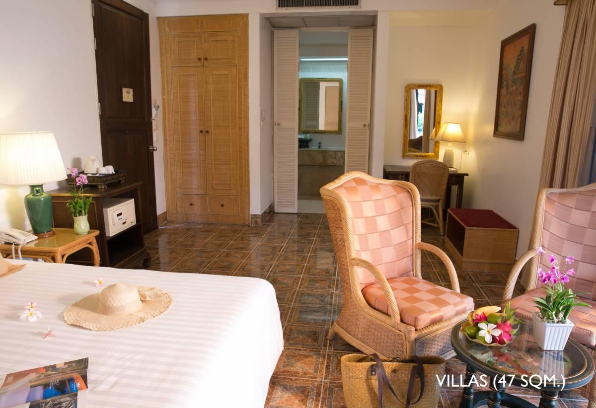 هتل پالم بیچ سامویی