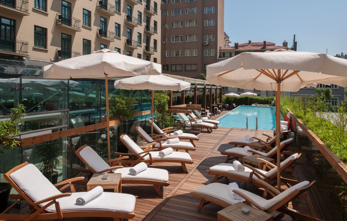 Park Hyatt Macka Palas Hotel