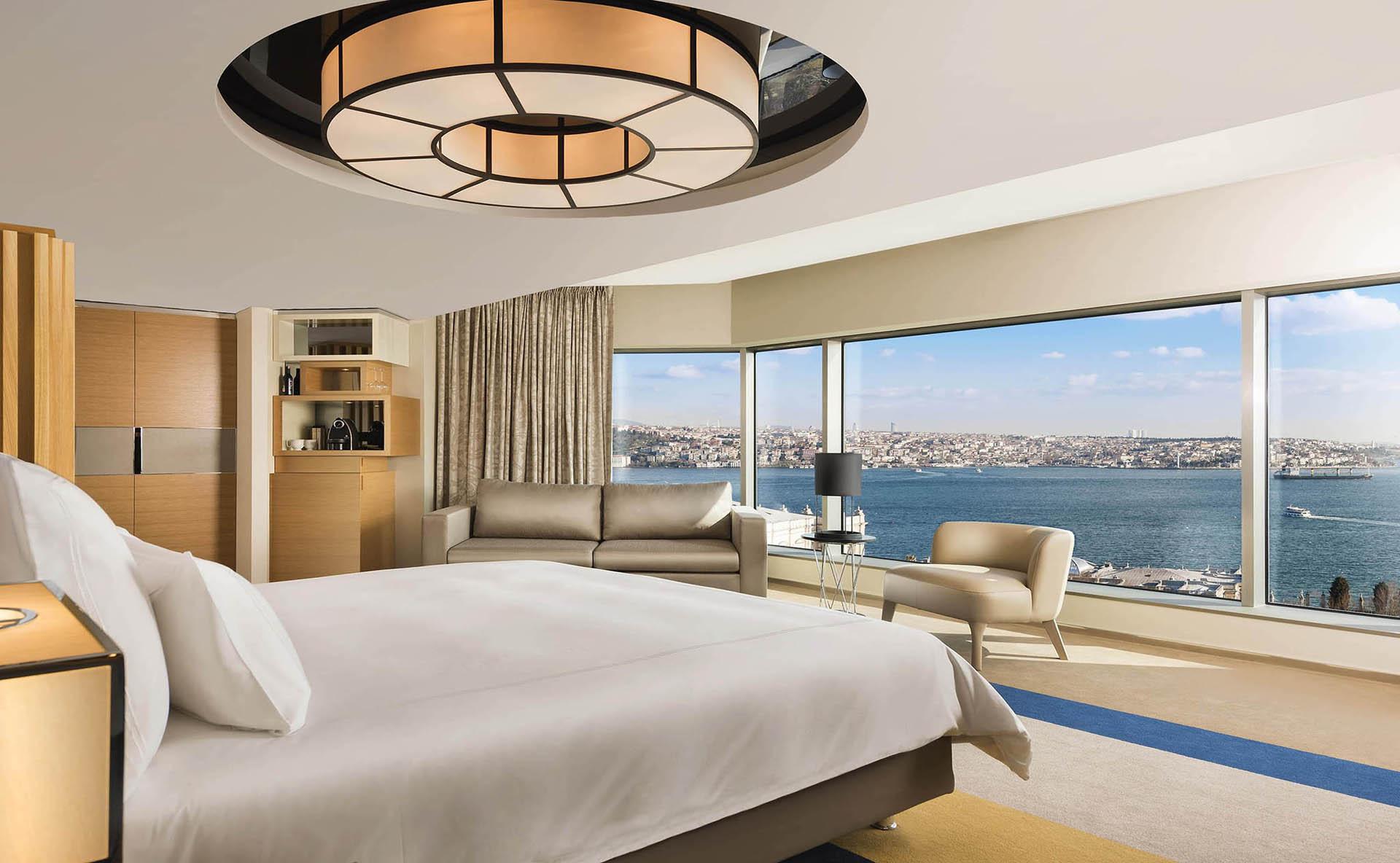 سوئیس اوتل د بوسفوروس استانبول