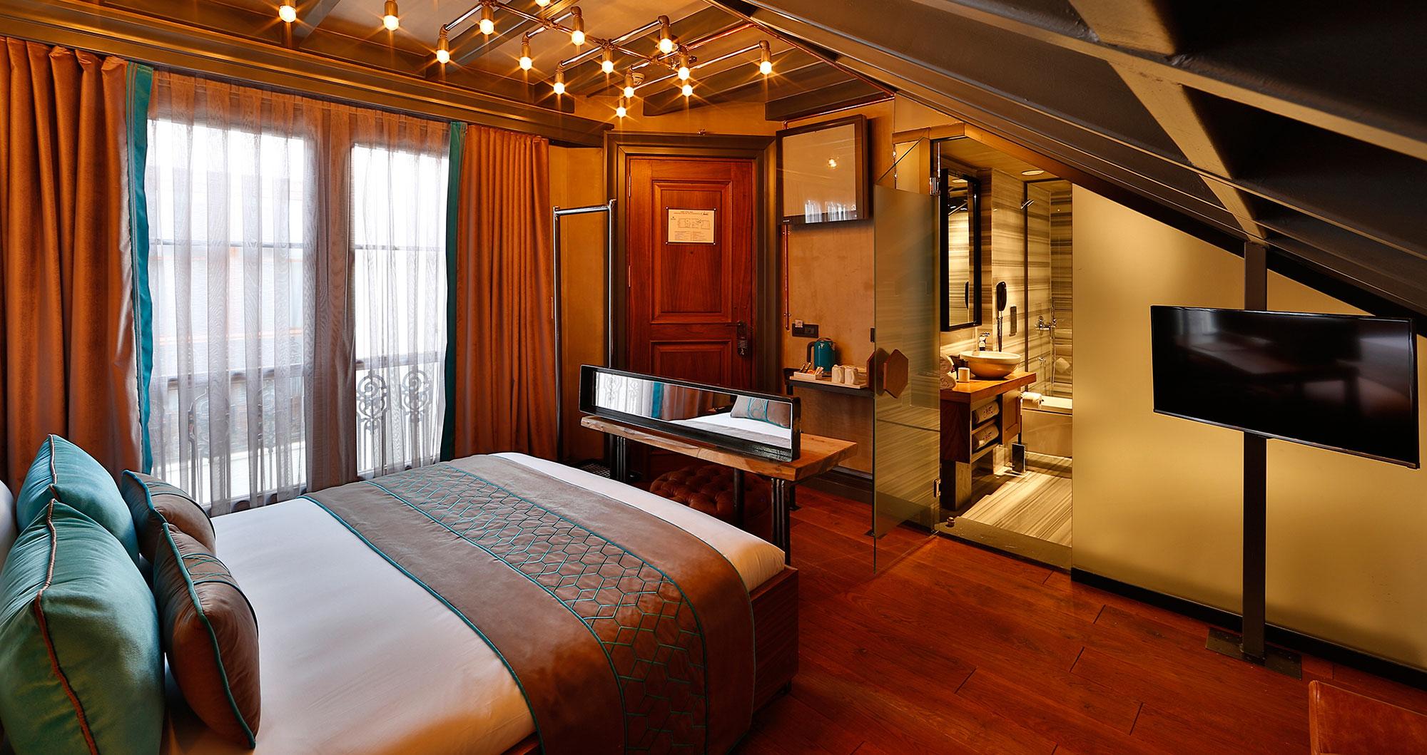 هتل سانتا پرا استانبول