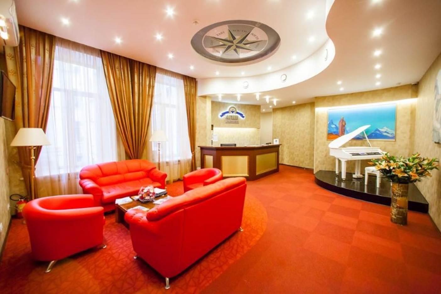 هتل ایندیگو سن پترزبورگ