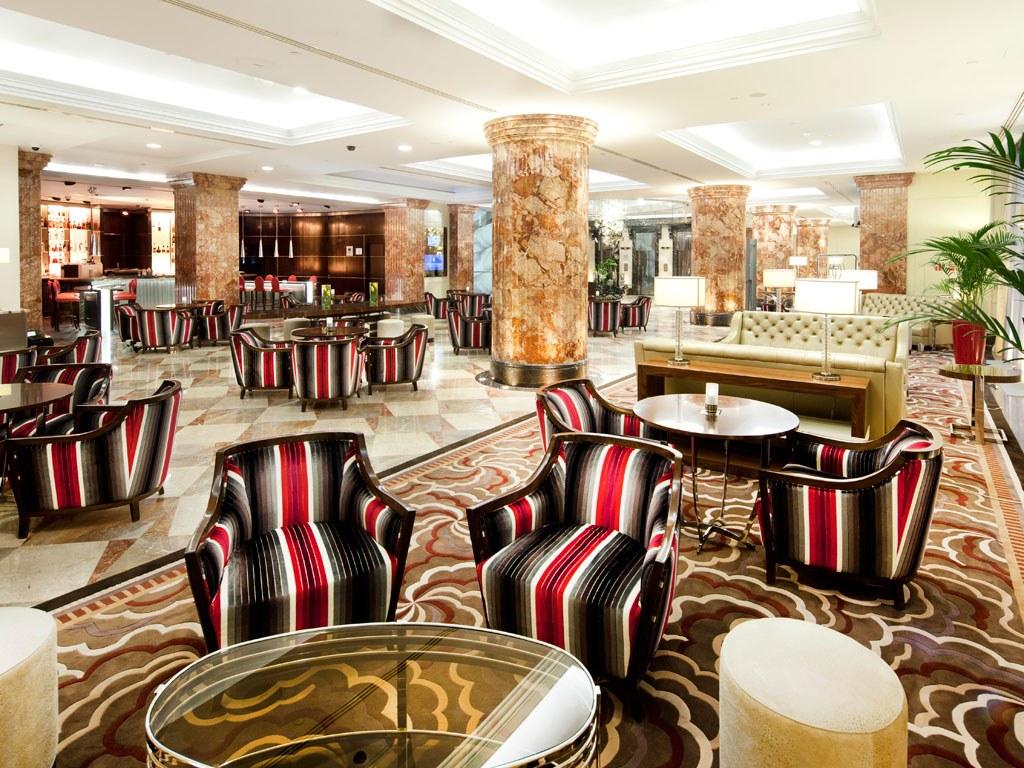 هتل اینترکانتیننتال مسکو تورسکایا