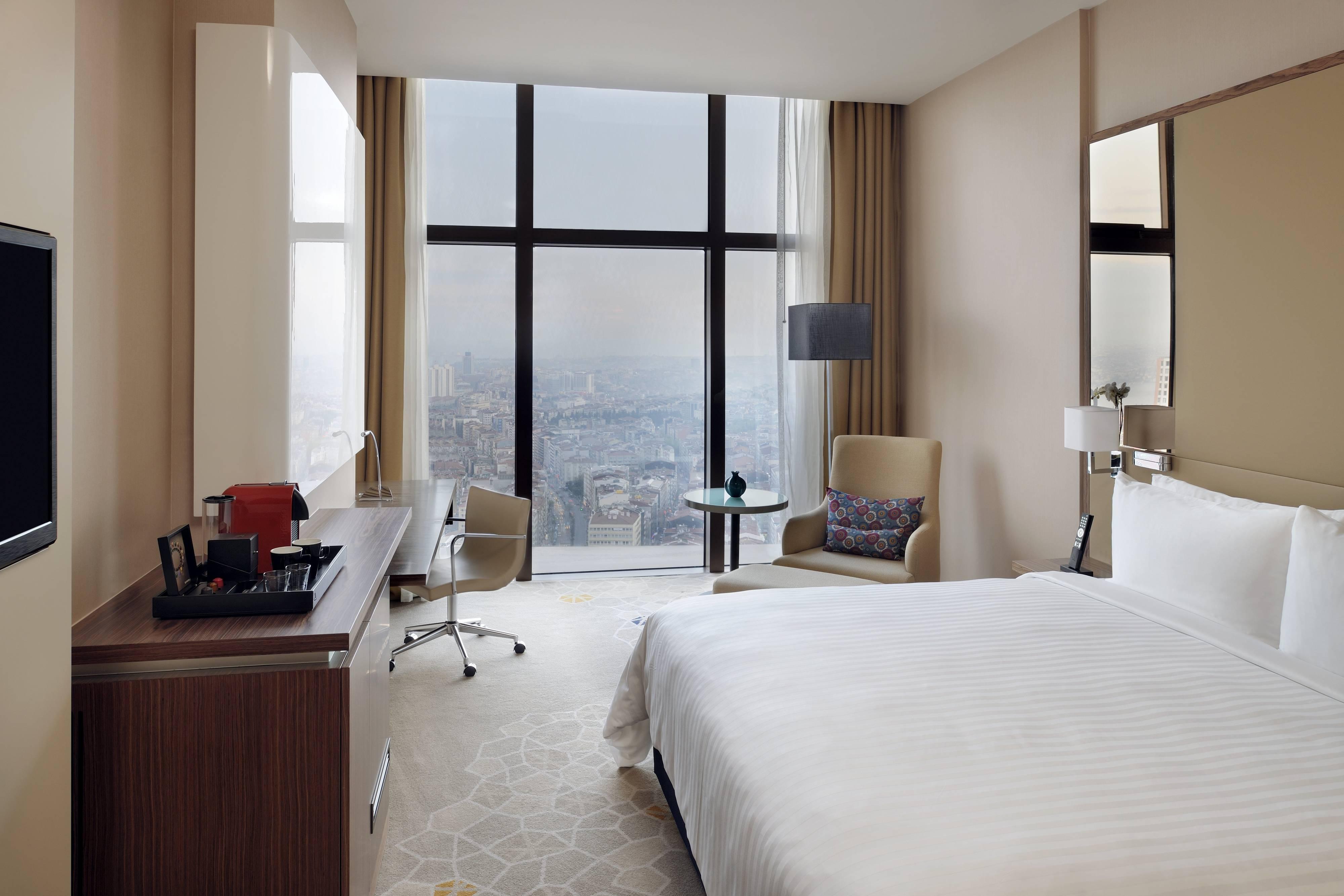 هتل استانبول ماریوت شیشلی