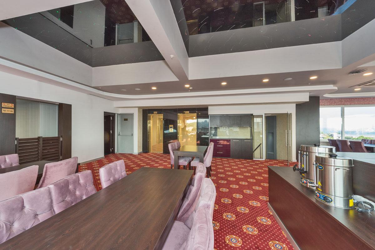 هتل سوریسو استانبول