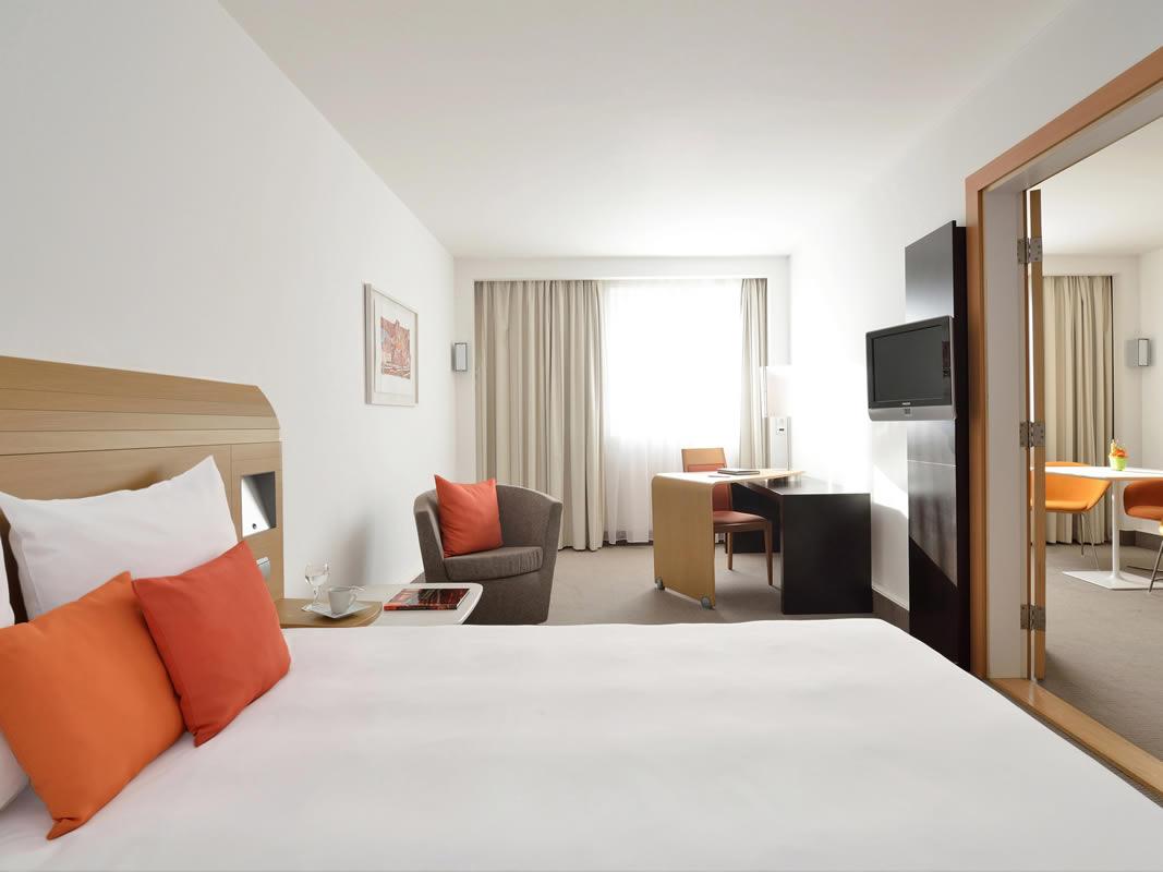 هتل نووتل بوداپست سیتی