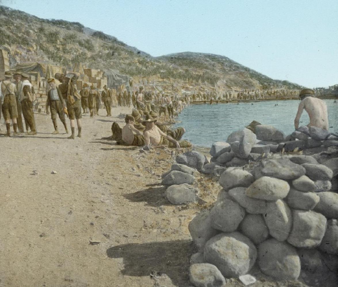 جزیره گالیپولی ترکیه