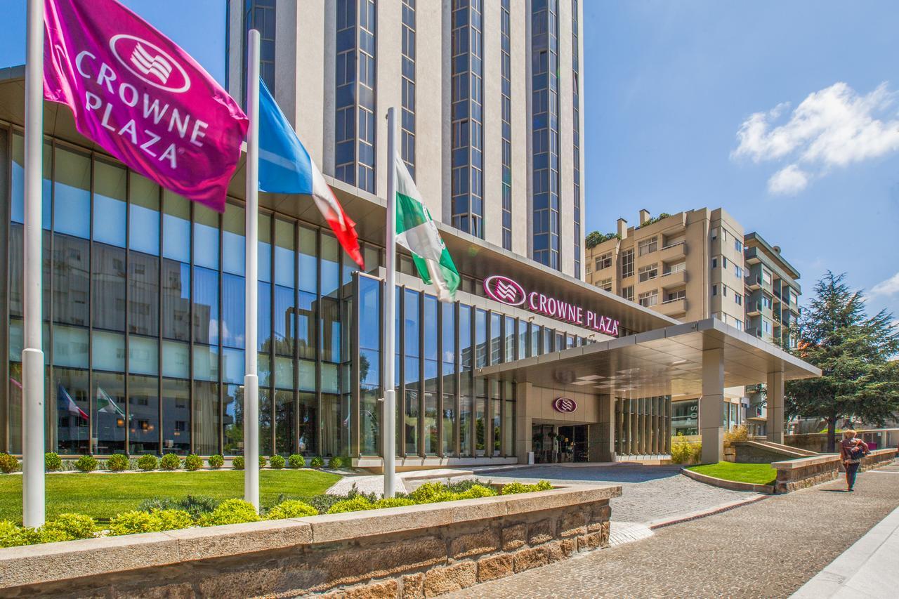 هتل کراون پلازا پورتو