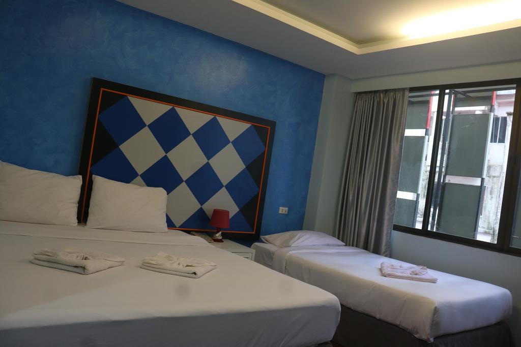 هتل وین چیلی سالزا پاتونگ