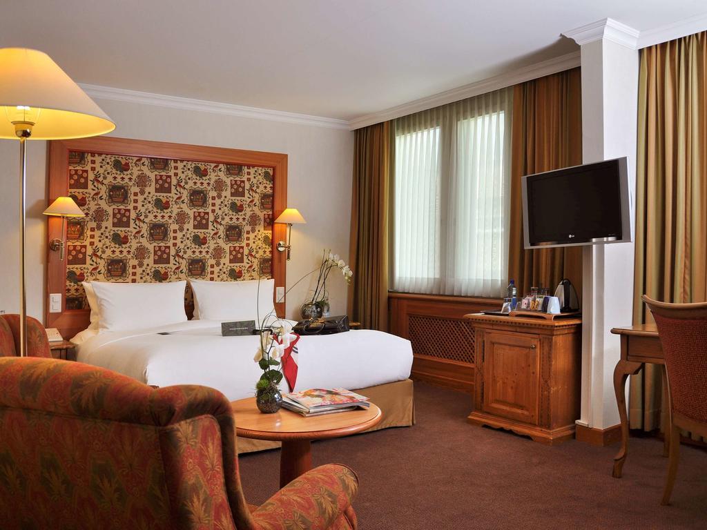 هتل کونتیننتال زوریخ - مگالری بای سوفیتل