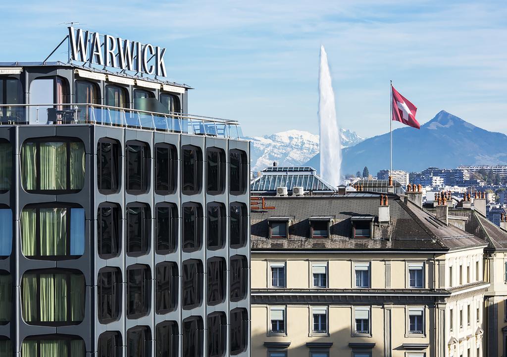 هتل وارویک ژنو | Warwick Geneva