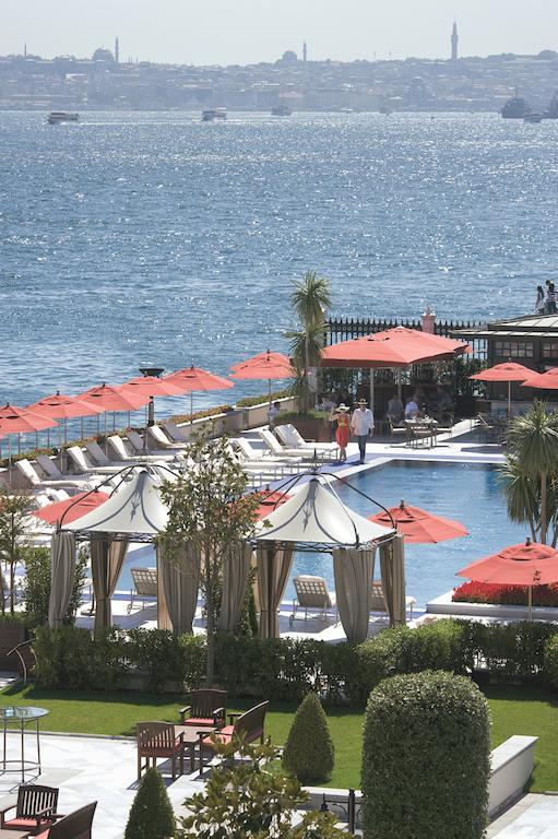 هتل فور سیزنز بسفروس استانبول