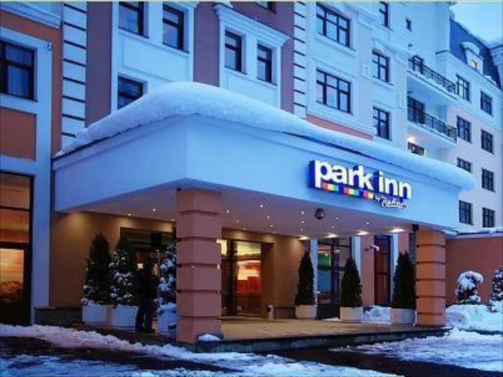 هتل پارک این بای رادیسون رزا خوتور سوچی