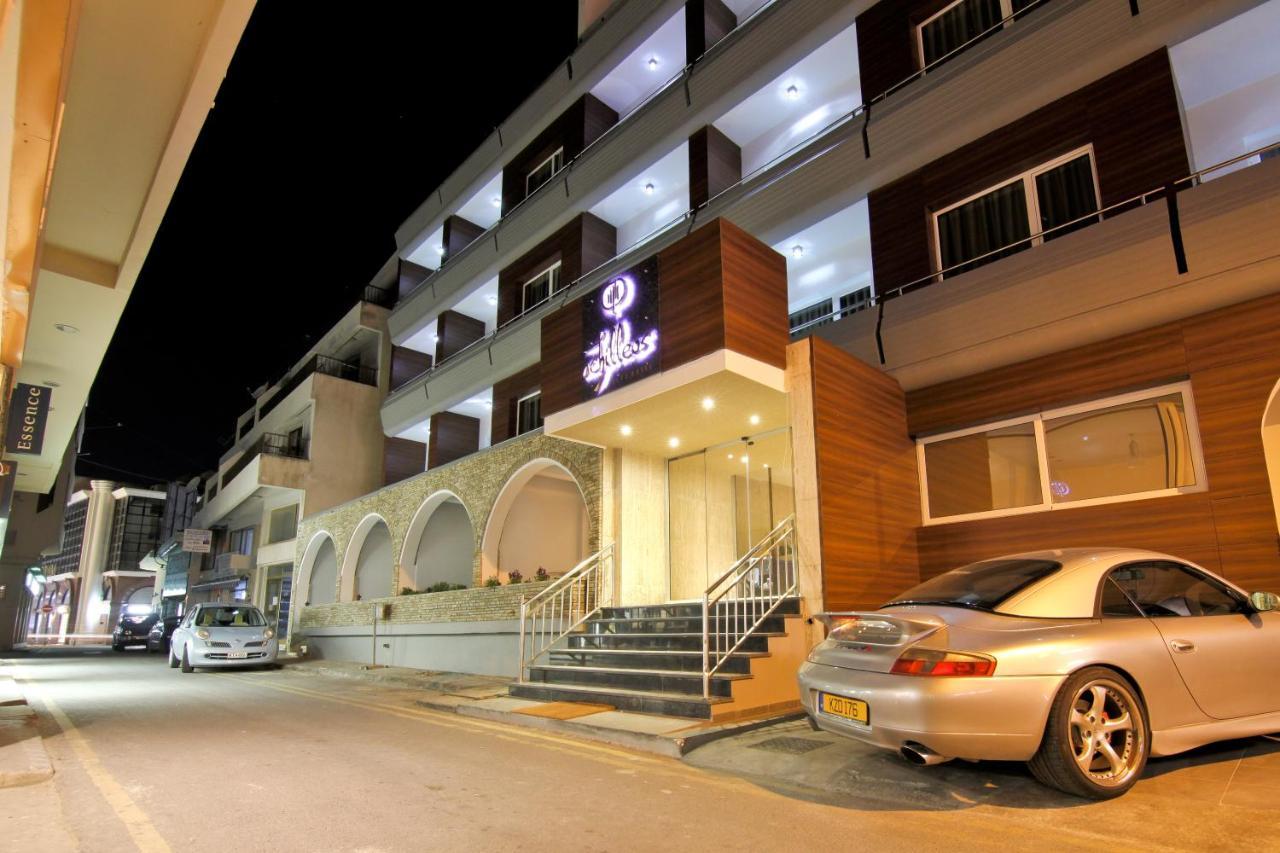 هتل آچیلیوس سیتی لارناکا