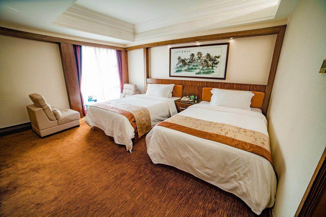 هتل نانیانگ کینگز گیت گوانجو