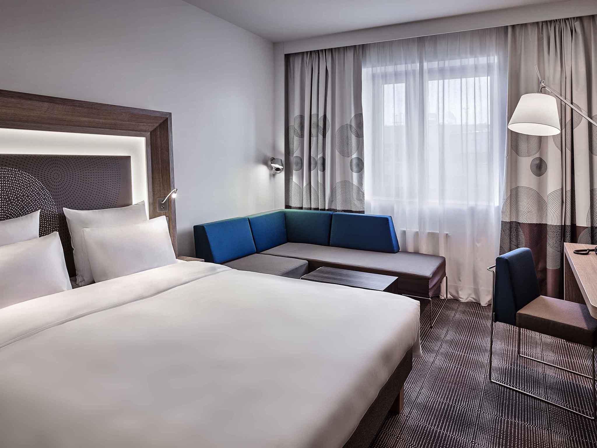 هتل نووتل مسکو کیوسکالا