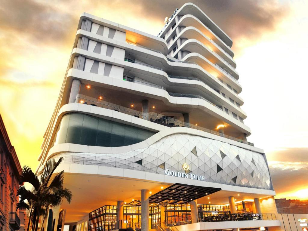 هتل گلدن تولیپ تایمز بخارست