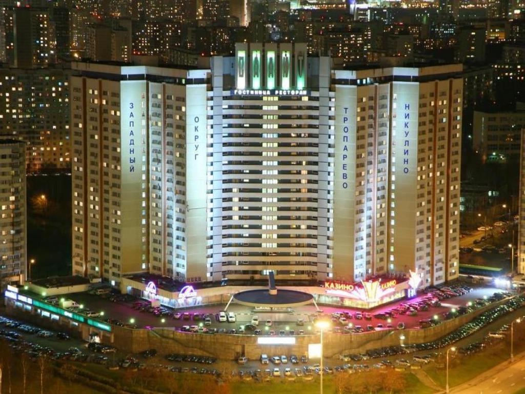 هتل سلوت مسکو