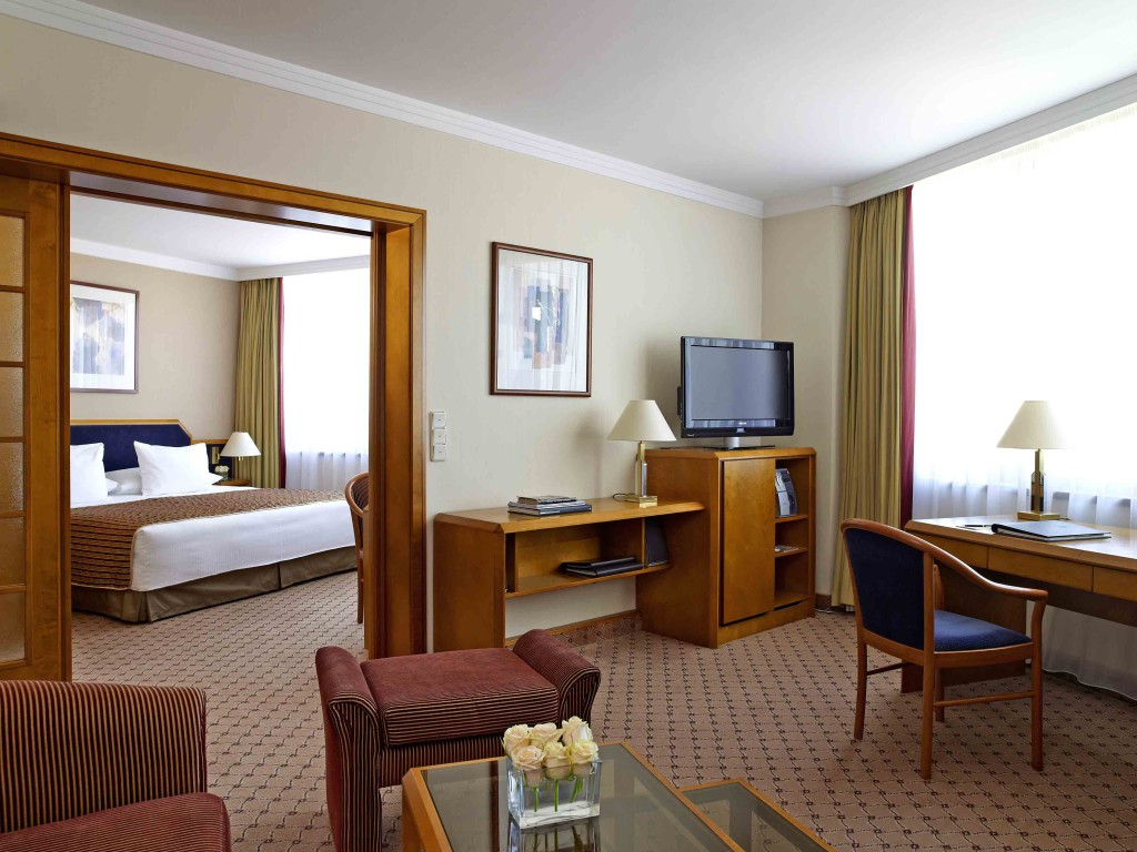 هتل کورینتیا پراگ