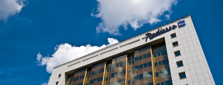 هتل رادیسون بلو بیلوروسکایا مسکو