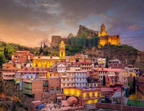 14 دلیل برای سفر به گرجستان