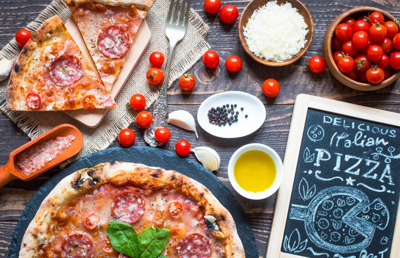 تاریخچه پیتزا