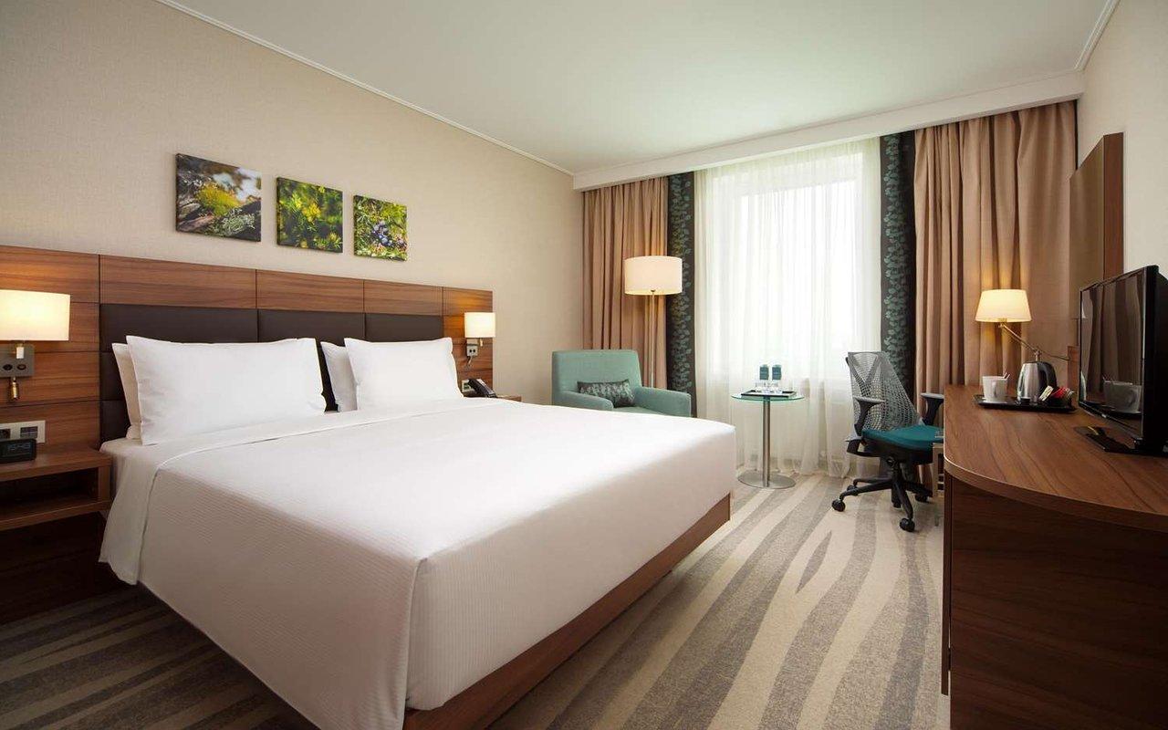 هتل هیلتون گاردن این مسکو کراسندسلسکایا