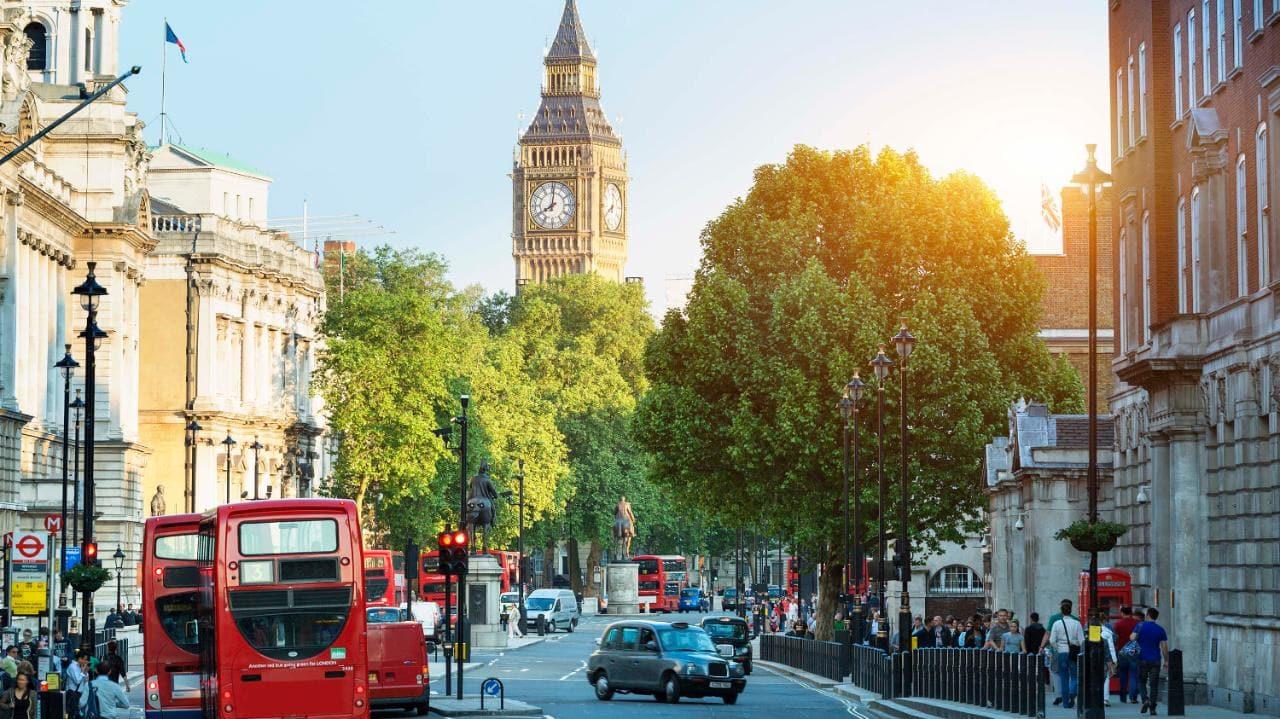 5 مکان دیدنی در لندن