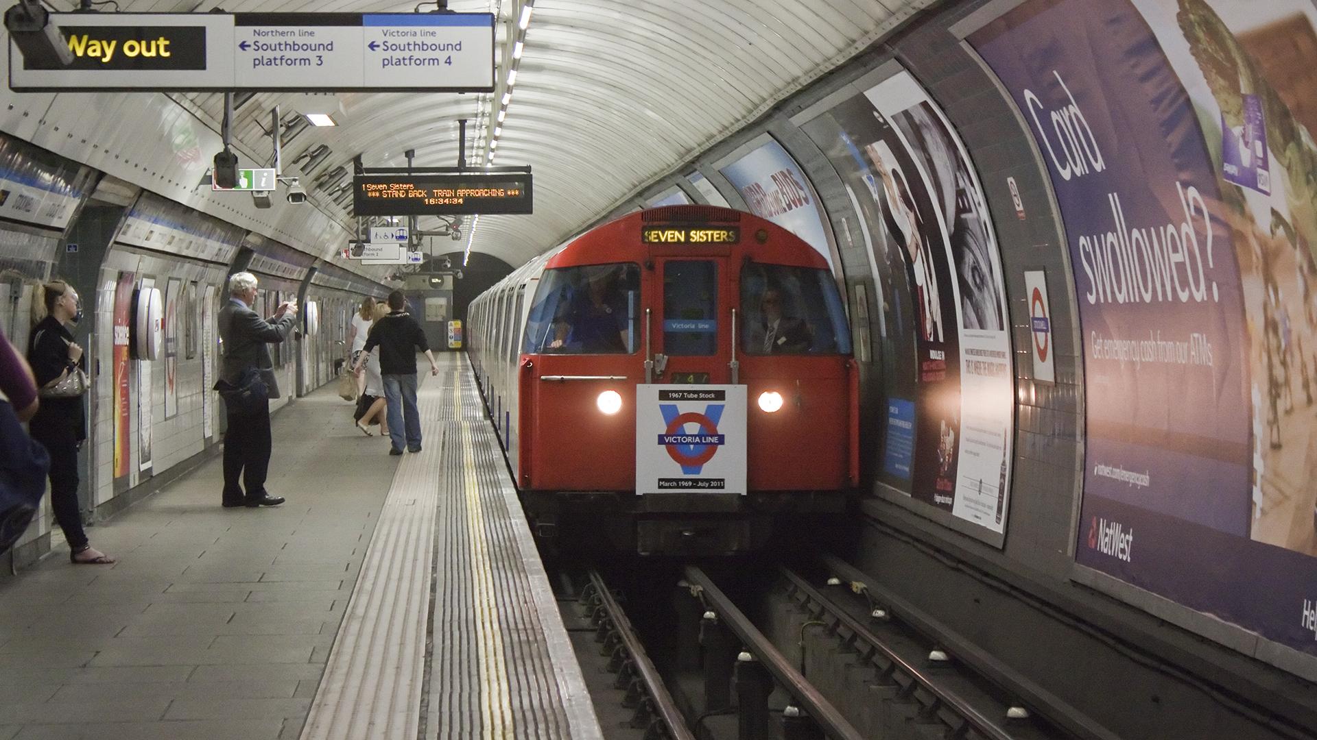 مترو لندن