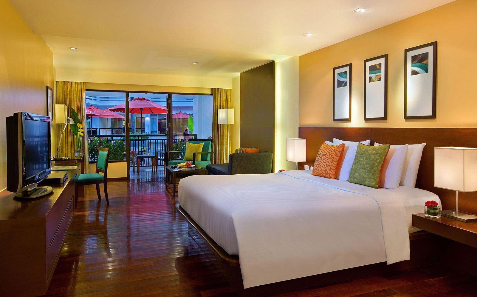هتل سوئیس اتل ریزورت پوکت کامالا بیچ