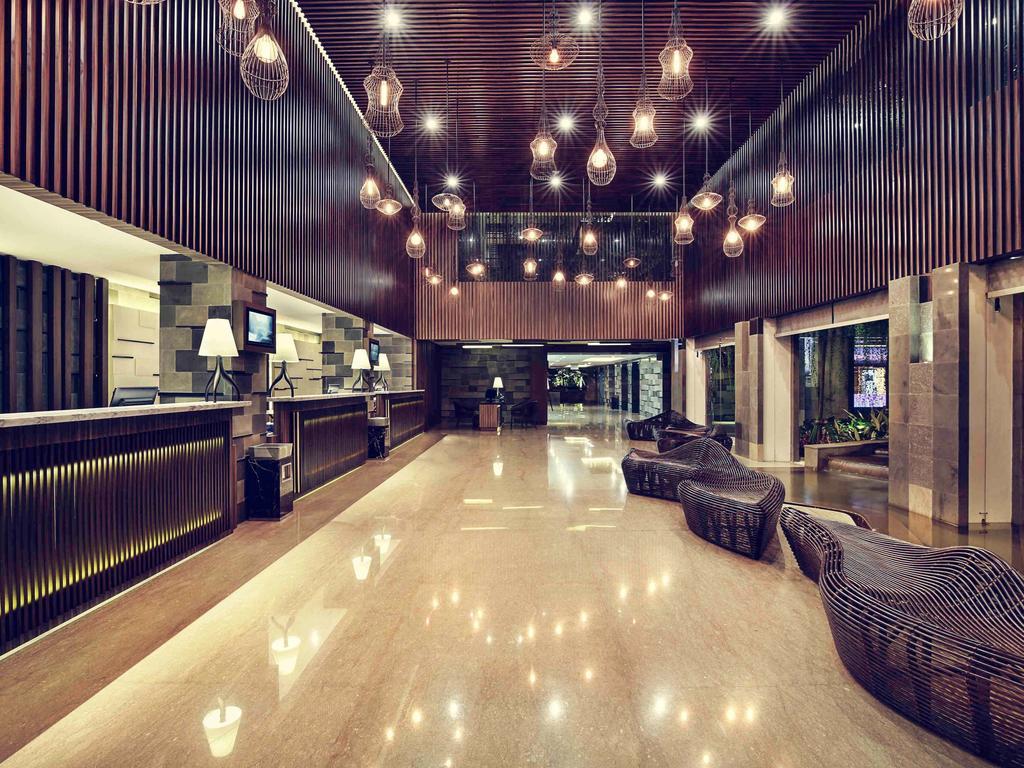 هتل مکیوری بالی لگیان