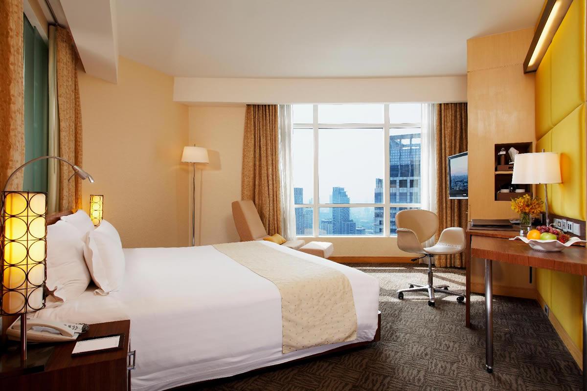 هتل سنترا گرند سنتراورد بانکوک