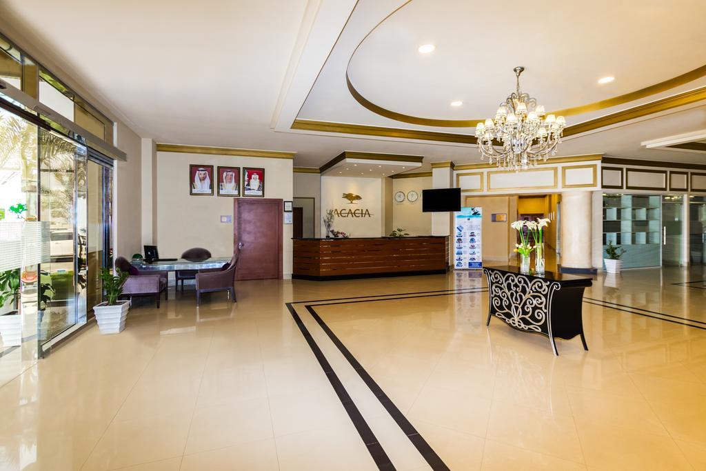 هتل بن مجید آکاسیا ابوظبی