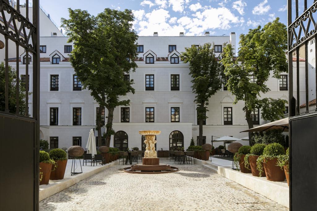 هتل گرن ملیا پالاسیو د لوس دوکوس مادرید