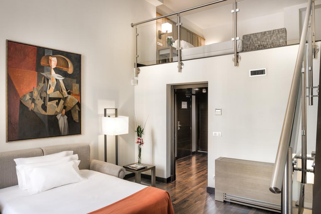 هتل ان اچ کالکشن مادرید پالاسیو د تپا