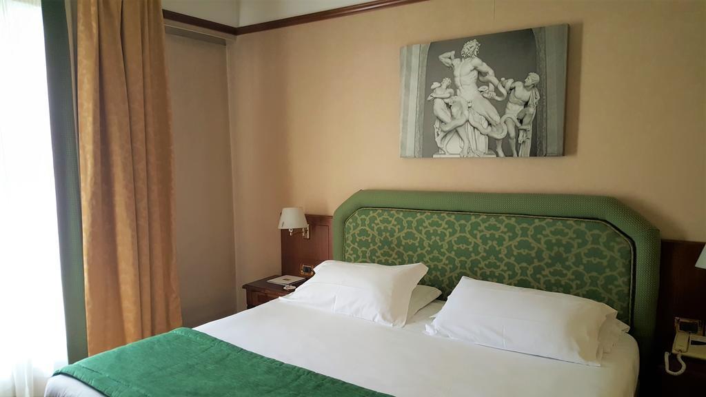 هتل سیسرون رم