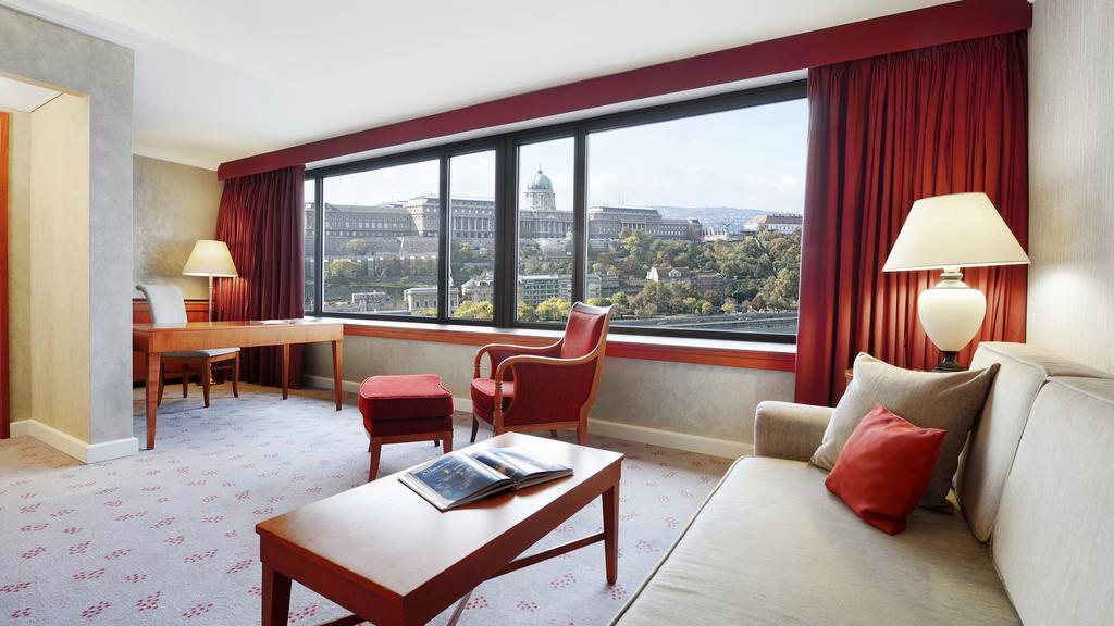 هتل اینترکنتیننتال بوداپست