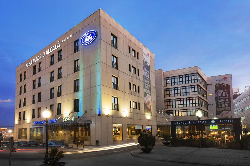 هتل البا مادرید آلکالا