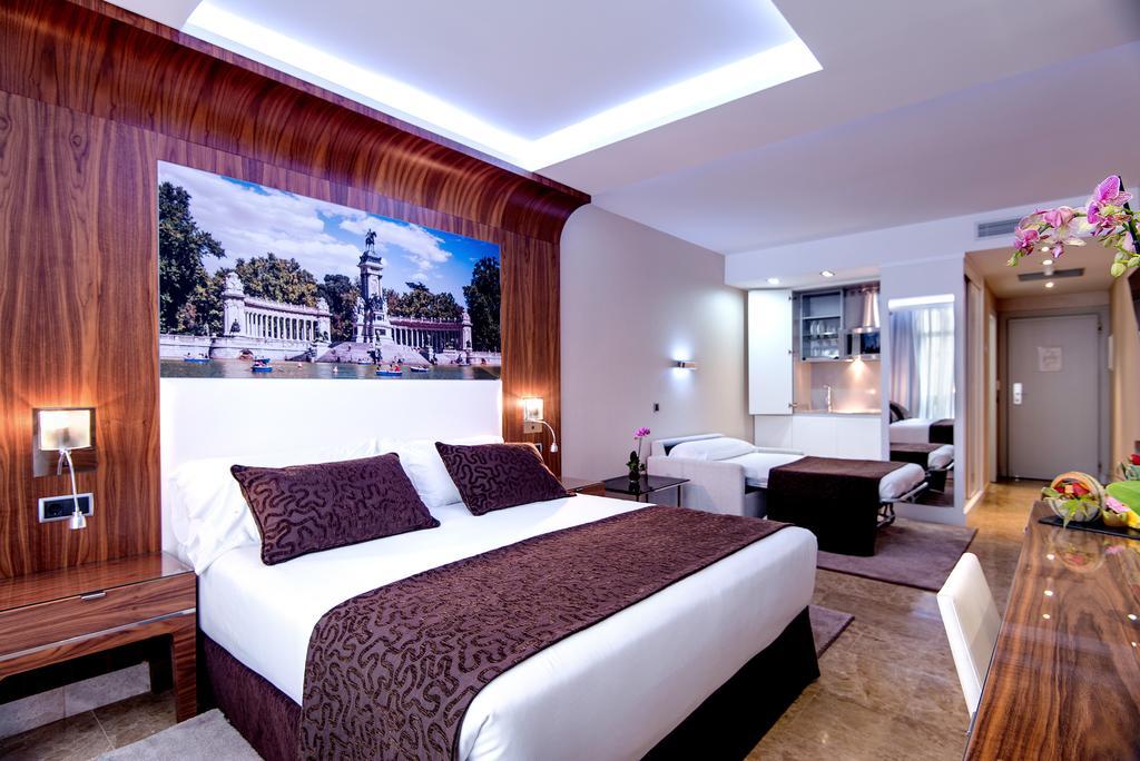 هتل وی پی جاردین د رکولتوس مادرید