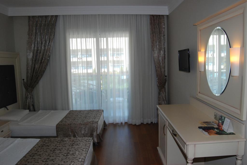 هتل تورونک مارماریس
