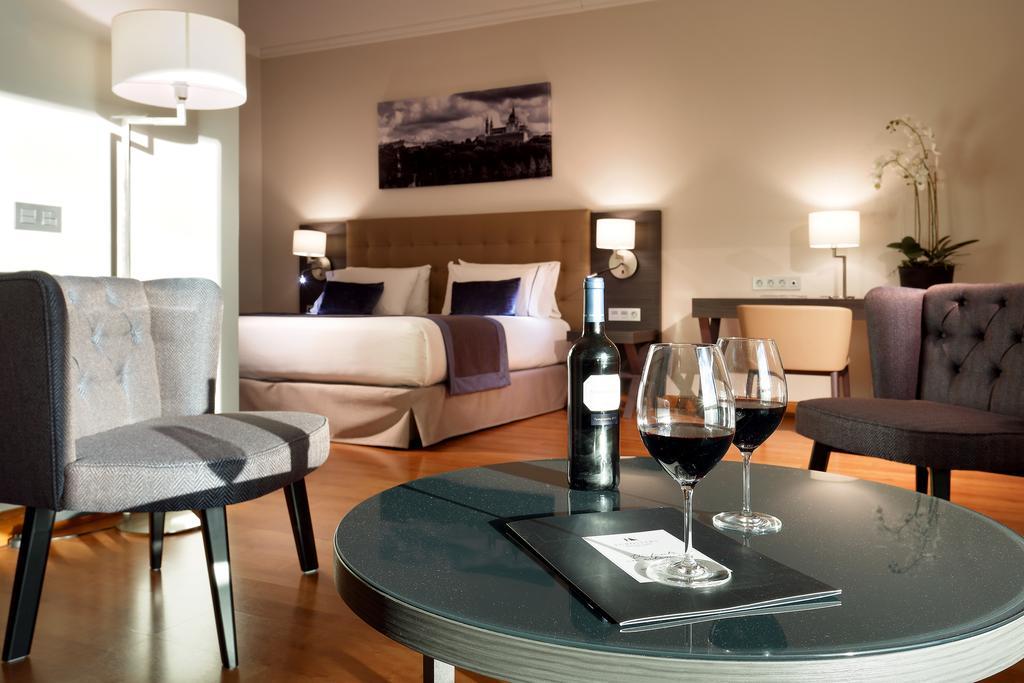 هتل یورواستارز مادرید فورو