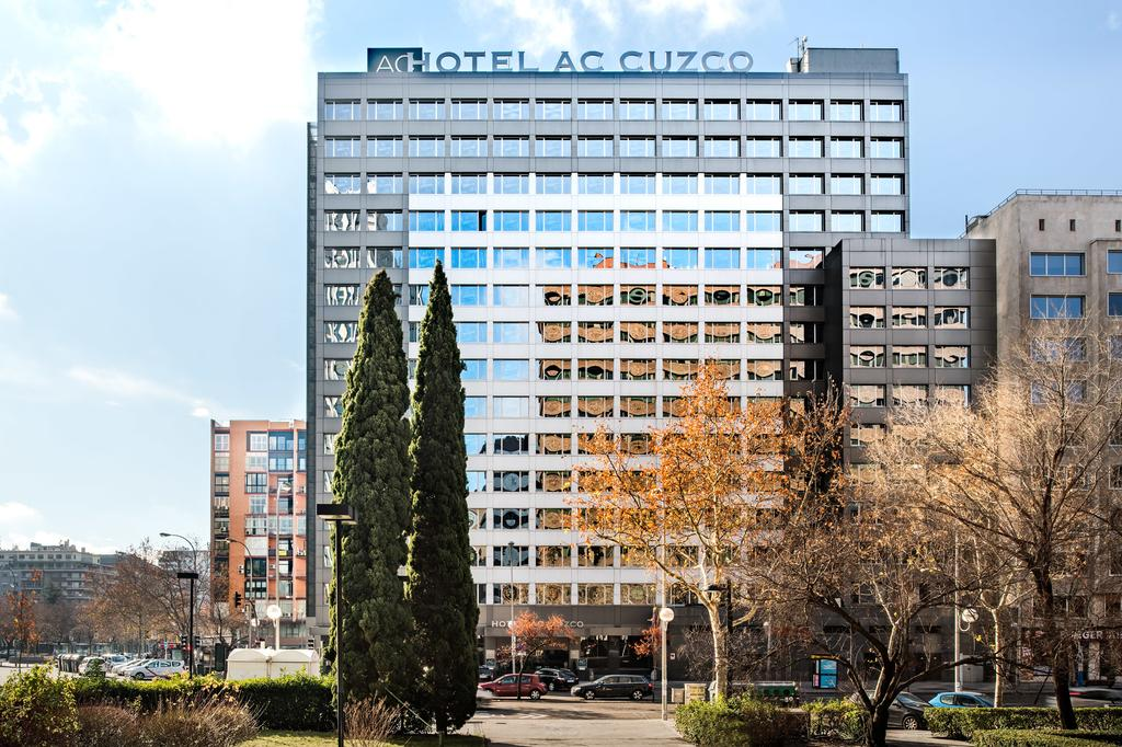 ای سی هتل کوزکو، ا ماریوت لایفاستایل هتل مادرید