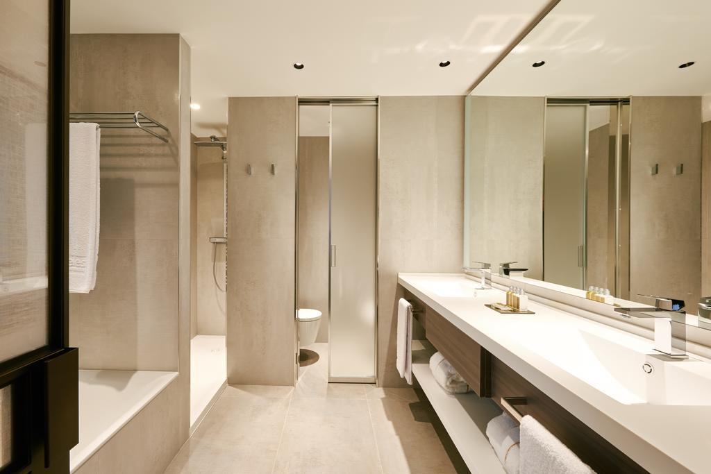 هتل وی پی پلازا اسپانا دیزاین مادرید
