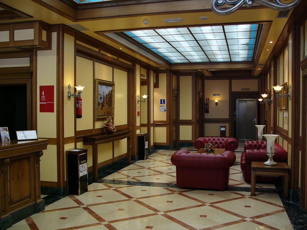 هتل 2 کاستیلاس مادرید