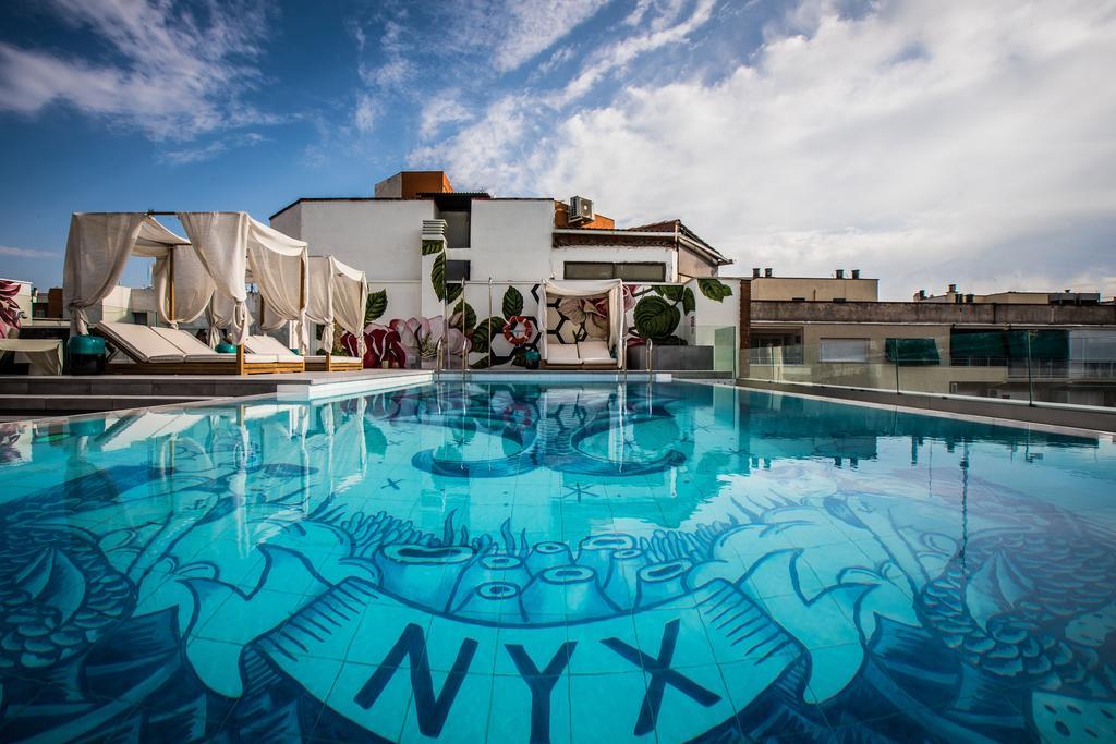 ان وای ایکس هتل مادرید بای لئوناردو هتلز