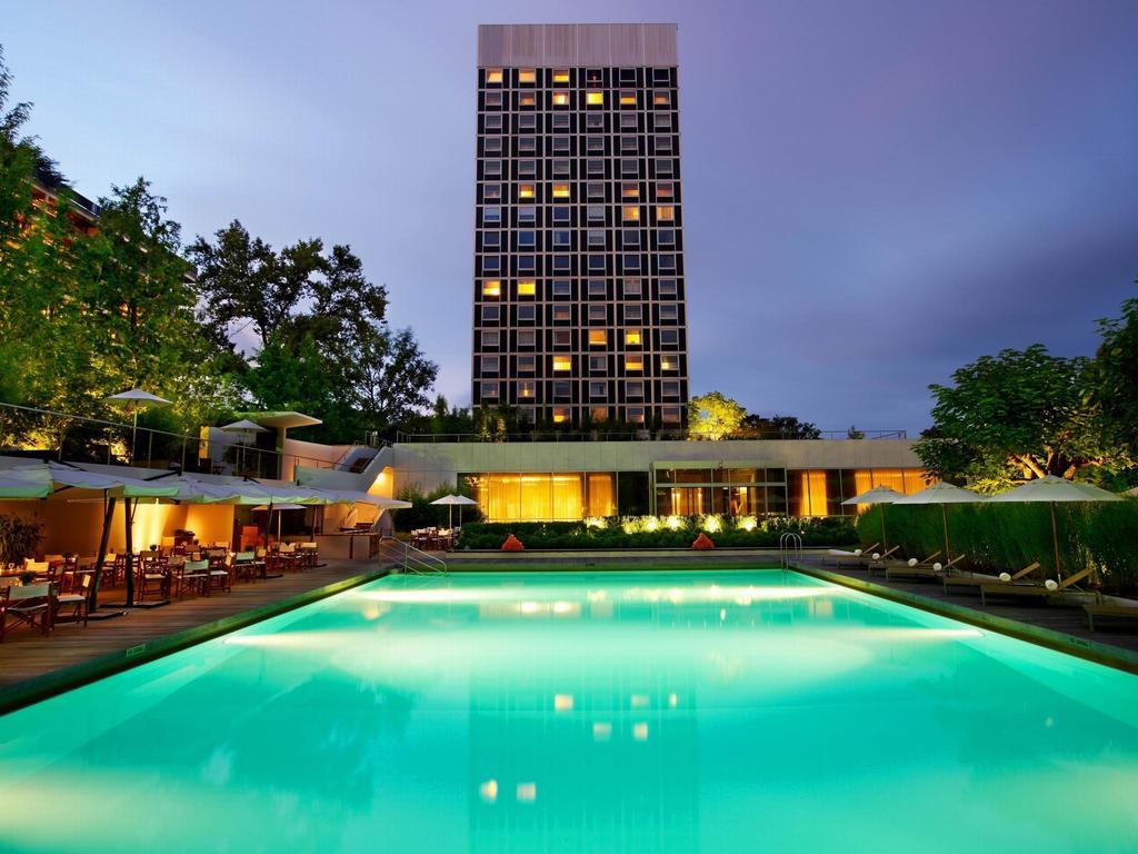 هتل اینترکنتیننتال ژنو