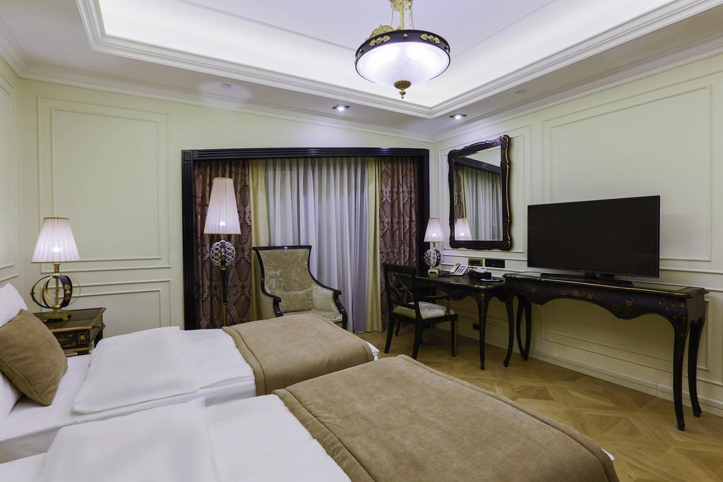 هتل گلدن پالاس بوتیک ایروان