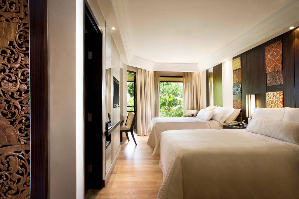 هتل وستین ریزورت بالی