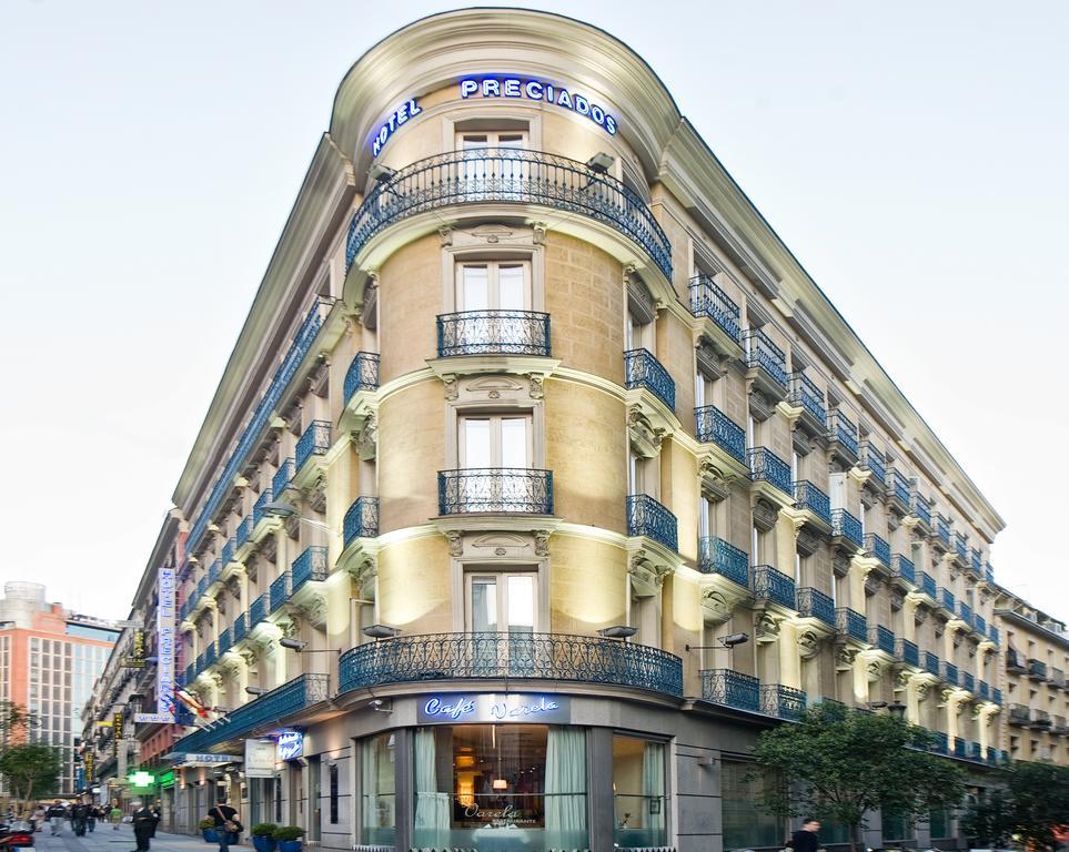 هتل پرسیادوس مادرید