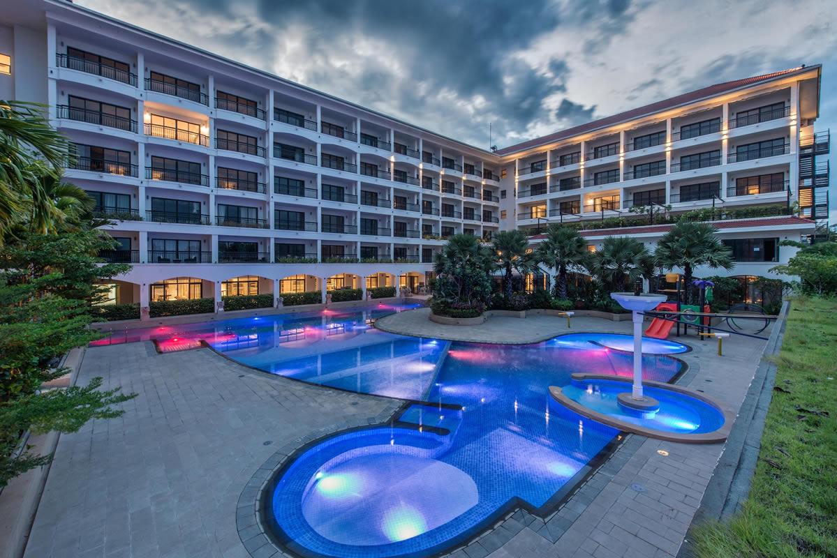 هتل کورت یارد بای ماریوت ساوت پاتایا