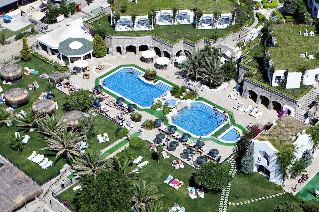 هتل رویال آسارلیک بیچ بدروم